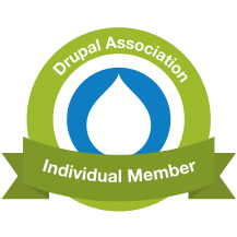 Jemford, Proud Drupal Association Members