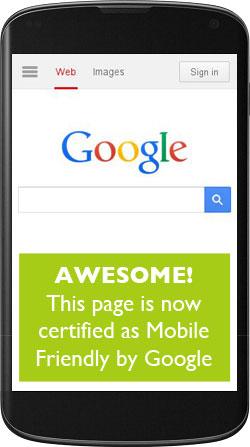 Jemford Web Design websites Google Mobile Friendly