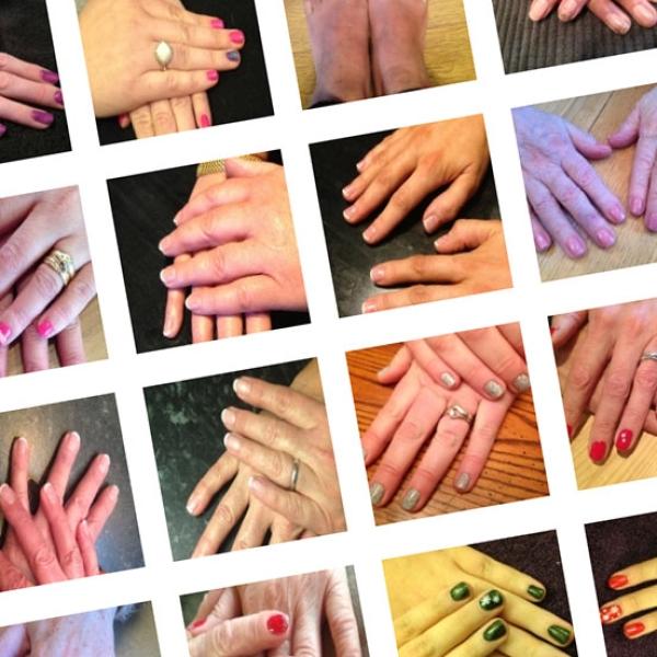 Pinkies Mobile Nails - Jemford Web Design Solihull